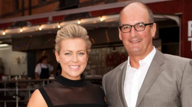 Even earlier starts for Sunrise's David Koch and Samantha Armytage.