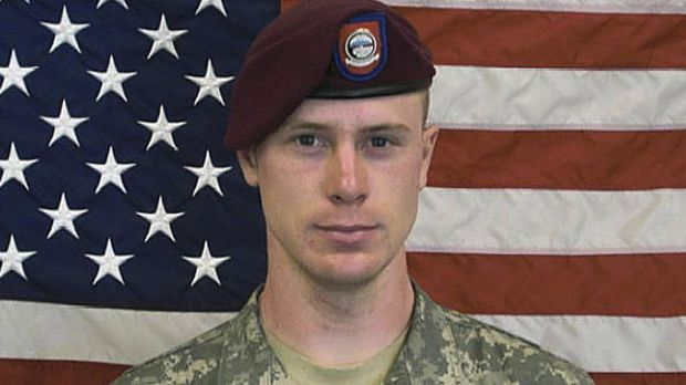 Bowe Bergdahl, now facing the possibility of life in prison.