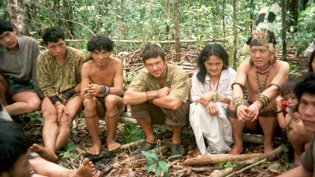 Swiss Environmentalist Bruno Manser (pictured with the Penan people of Sarawak) went missing in 2000.