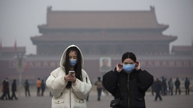 Pollution, along with climate change concerns, has been driving efforts in China to move away from coal.
