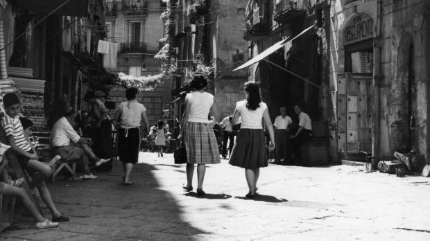 Elena Ferrante follows two friends in Naples over 60 years.