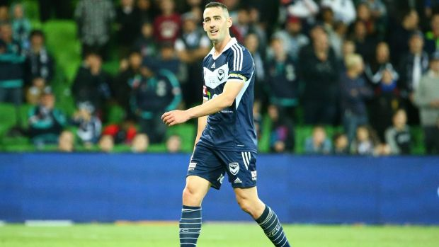 Melbourne Victory captain Carl Valeri will have scans on Tuesday to hopefully determine what's wrong.