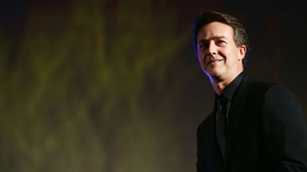 Actor Edward Norton started the fundraiser for the refugee, who plans to patent inventions when he moves to the United ...