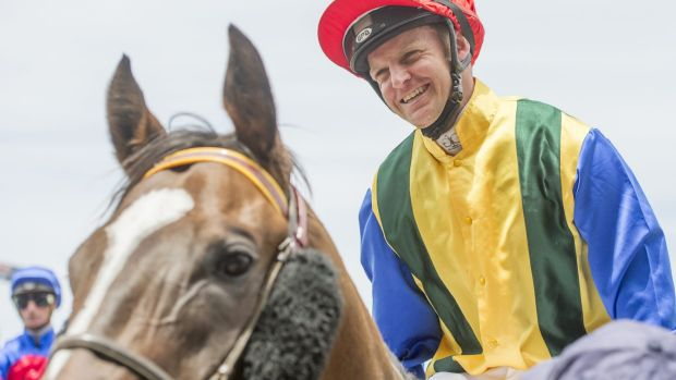 Goulburn jockey Richie Bensley picked to ride Miss Liffey, which won, rather than Nick Olive's second-placed horse.