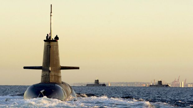 There's speculation the Australian government will announce the successful bidder for the submarine contract within days.
