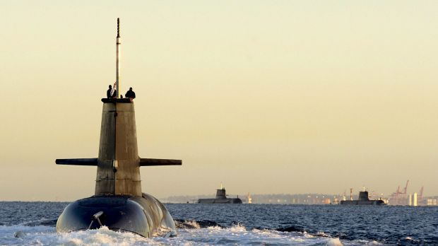 Sailors on Australia's submarines will be offered sweetners just for staying in their jobs.