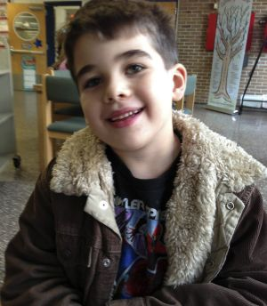 Noah Pozner was killed in the shooting inside Sandy Hook Elementary School in the United States on December 14, 2012.