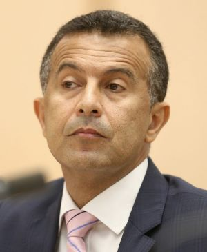 SBS managing director Michael Ebeid.