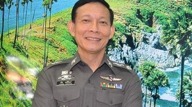 Former major general Paween Pongsirin says human trafficking in Thailand is a big network that involves the military, ...