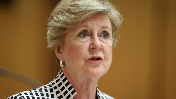 Australian Human Rights Commission president Professor Gillian Triggs says of ACL: 'It's an outrageous propositon and ...