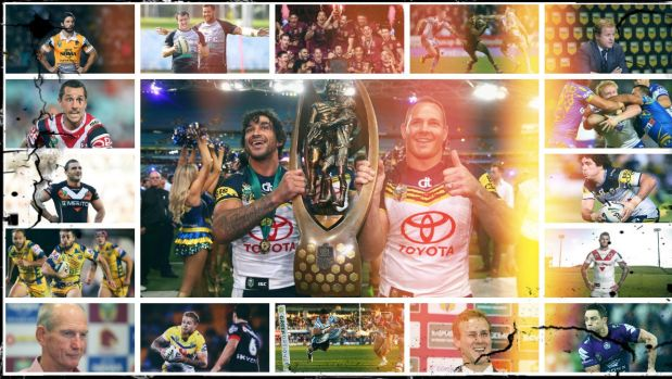 Rugby league is the game that keeps on giving big stories, on and off the field.
