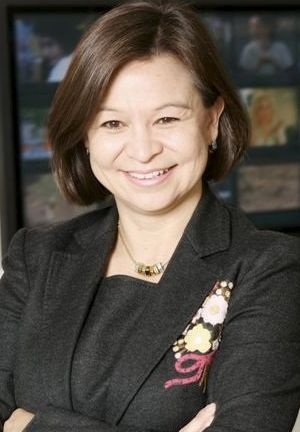 Google executive Michelle Guthrie, who is tipped to become the next managing director of the ABC.