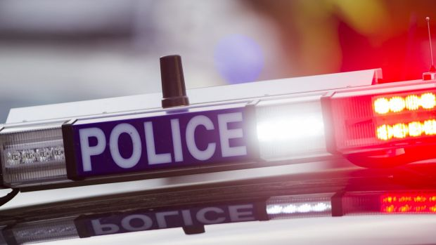 A 25-year-old man is in a serious but stable condition in hospital after being stabbed at Twin Waters.