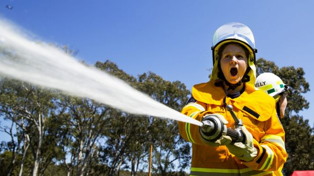 The RFS manages a program of 1800 young firefighters across the state, including six cadet-only brigades.