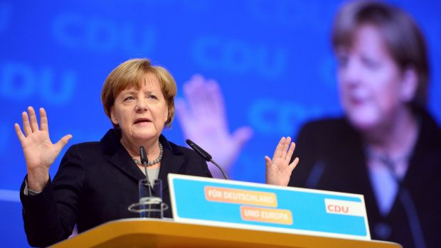 German Chancellor Angela Merkel has attracted deep criticism, even from her own party, for her moral leadership and ...
