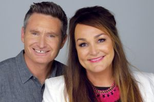 Comedian Dave Hughes says he was so shocked by the difference in pay between him and his long-time radio co-host Kate ...