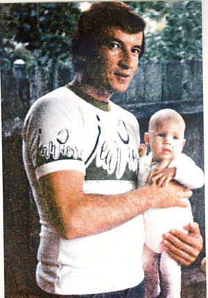 Ronald Dean a father of two, murdered by the Khmer Rouge in 1978.