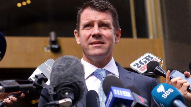 """We're committed to delivering these funds"": Mike Baird."