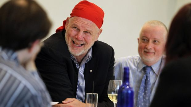 Australian Republican Movement chairman Peter FitzSimons.
