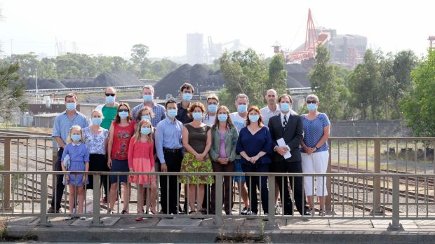 Doctors expressed concern at air pollution standards declared in a new National Clean Air Agreement last year.
