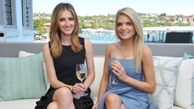 Footy Show panellist Erin Molan is about to confront her seasickness fears by joining the crew of the Perpetual Loyal.