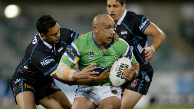 Canberra's games record holder Jason Croker would have had his NRL debut delayed under proposed new guidelines.