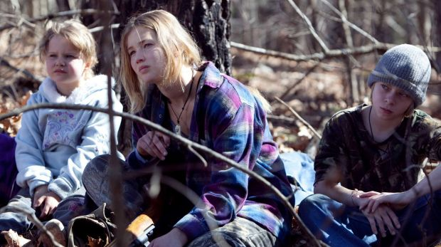 The film <i>Winter's Bone</i> made Lawrence second youngest best actress Oscar nominee in history.