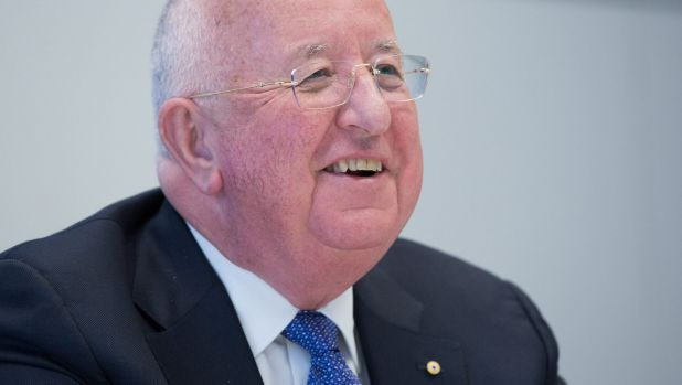 Rio Tinto chief Sam Walsh oversees a less risky portfolio of assets than BHP, S&P says.