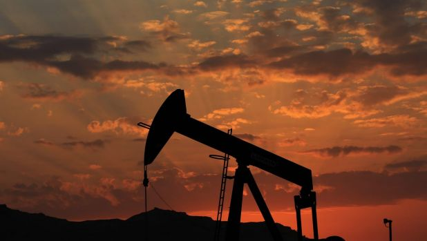 It's looking a grim future for the oil market.