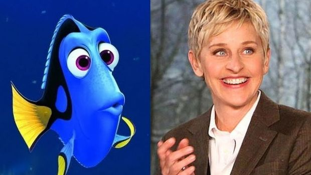 Ellen Degeneres will reprise her role in <i>Finding Dory</i>.