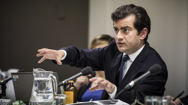 """Australia has become a soft touch for white collar crime"": Labor senator Sam Dastyari."