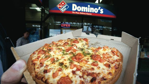 Domino's Pizza has its own ''innovation lab''.