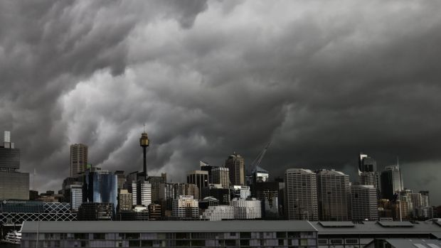 Clouds are gathering for banks in Australia and around the world, with new rules on lending and debt levels soon coming ...