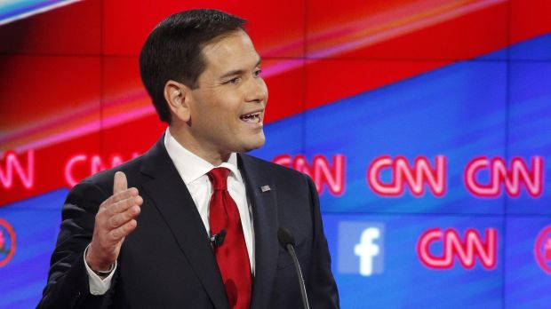 Marco Rubio has been called a Republican Barack Obama due to his youth and penchant for soaring oratory.