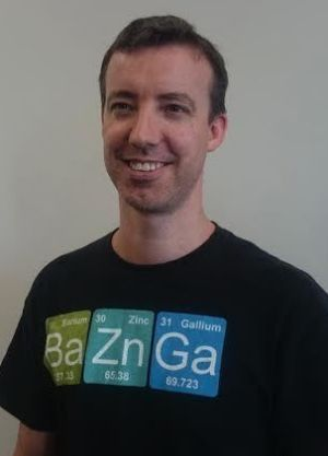 Lead researcher Duncan Wright, UNSW astronomer.