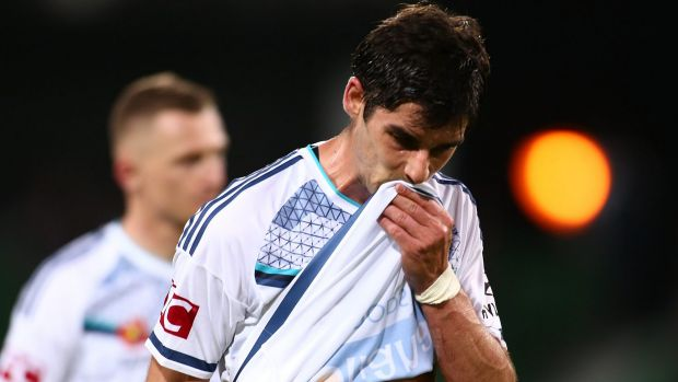 Gui Finkler will miss again for Victory.