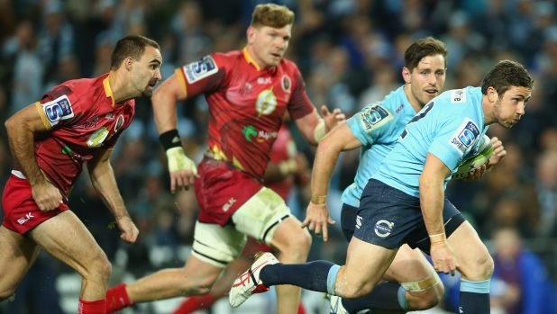 The ARU will receive $285 million for broadcast rights to rugby.