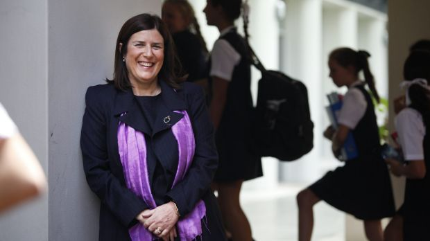 Jenny Allum, principal of SCEGGS Darlinghurst, warns the emphasis on Australia getting to the top of PISA rankings is ...