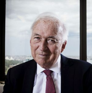 Hungry Jacks founder and Domino's chairman Jack Cowin.