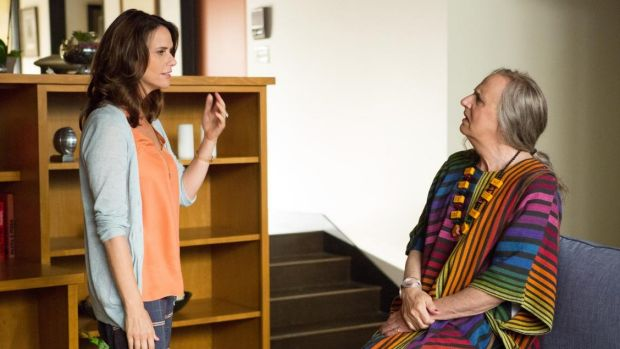 Transparent focuses on the continued adventures of the Pfefferman family.