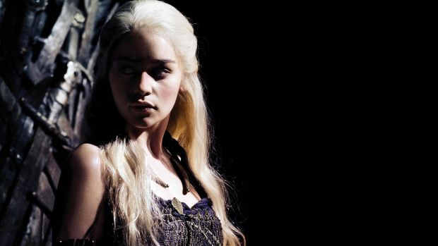 Daenerys was isolated from the Westeros-based characters.