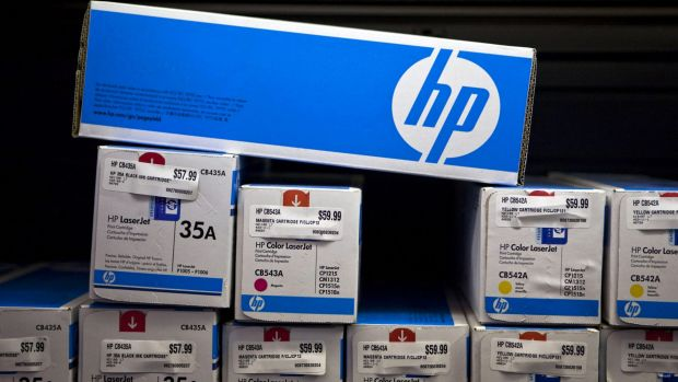 HP wants its customers to stop using third-party-made ink cartridges.