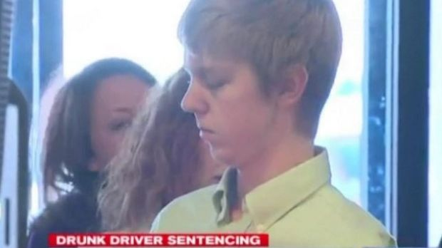 Fugitive drink-driving killer Ethan Couch is believed to have been apprehended with his mother.