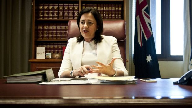 Queensland Premier Annastacia Palaszczuk  has joined other state and territory leaders to call for an Australian republic.
