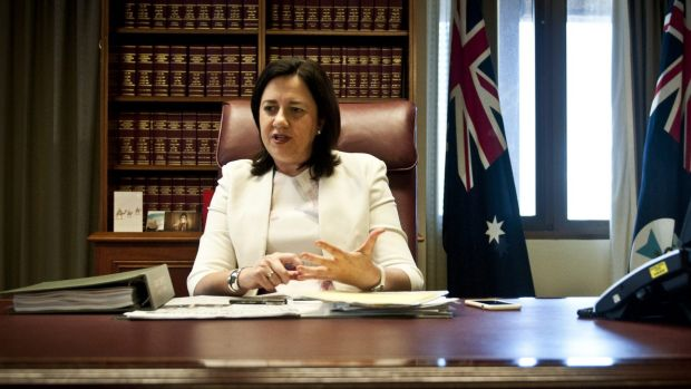 Queensland Premier Annastacia Palaszczuk won't postpone debate on proposed new alcohol-fuelled violence legislation.