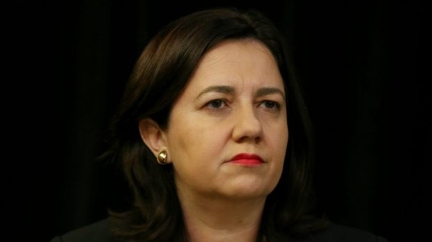 A $6445 payrise is recommended for Premier Annastacia Palaszczuk, taking her salary to $385,605.