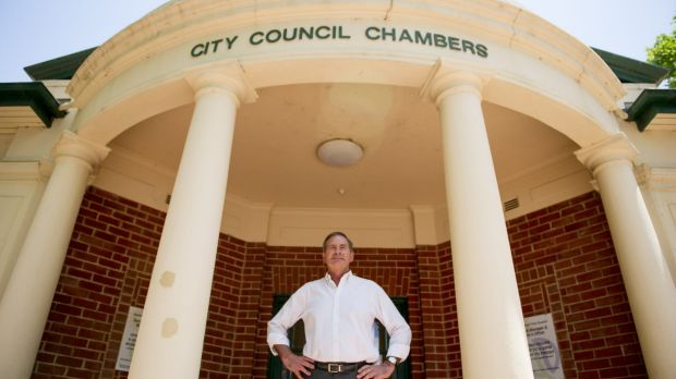 Tim Overall: The administrator believes people support the  Queanbeyan-Palerang Regional Council.