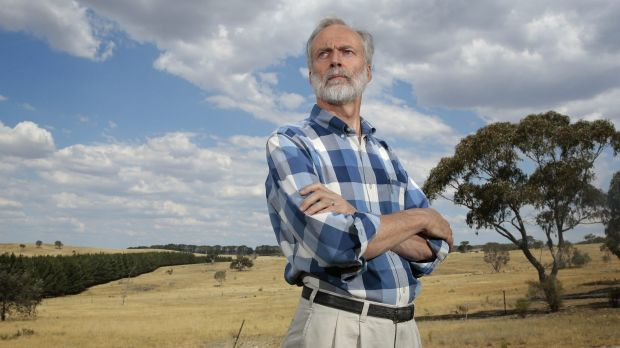 Palerang's most recent mayor Pete Harrison is one of four former mayors contesting the election.