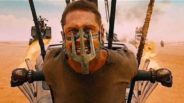 George Miller's Mad Max Fury Road is nominated for 10 Oscars at next week's Academy Awards.