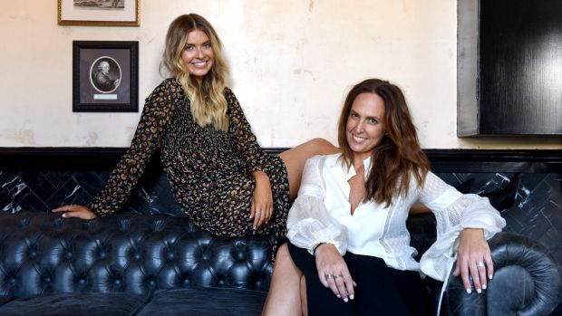 Elle Ferguson and Tash Sefton are now two of the biggest names in Australian fashion.